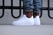 "[NIKE]AIR FORCE 1 ULTRA FORCE LEATHER ""Triple White"""