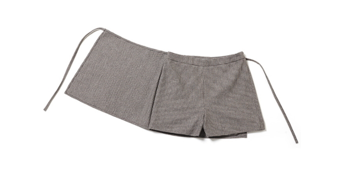 [MARGARIN FINGERS]日本未入荷★RIBBON WRAP SHORTS