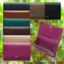 Mulberry☆Medium Continental French Purse ミディアムサイズ