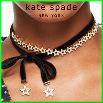 ★katespade★素敵なチョーカー(seeing stars open star choker)