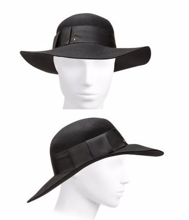 f09c1b31 ... kate spade new york ハット ☆KATE SPADE☆Wool Wide Brimmed Floppy Hat(4