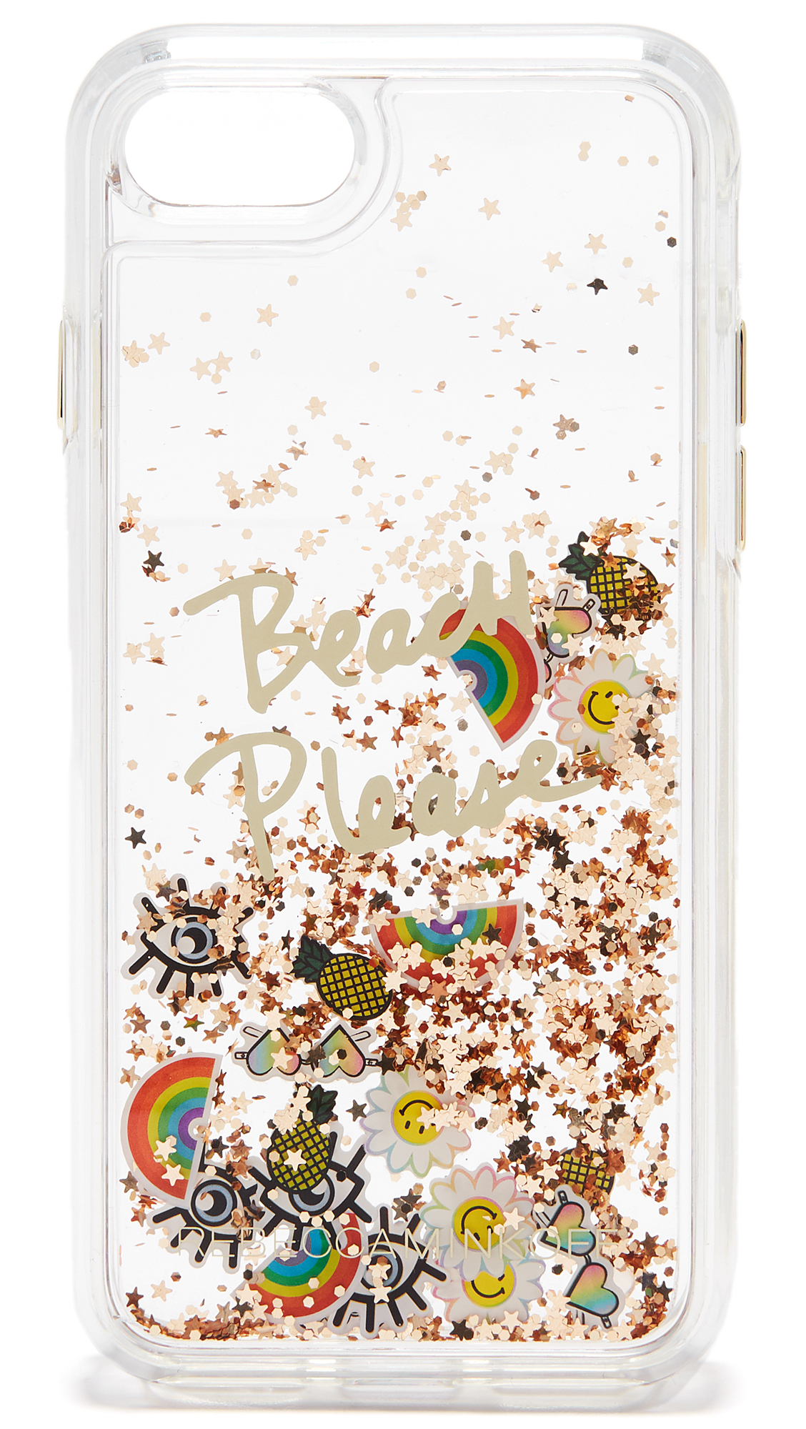 送料・関税込み!!Beach Icon Glitterfall iPho iphone ケース