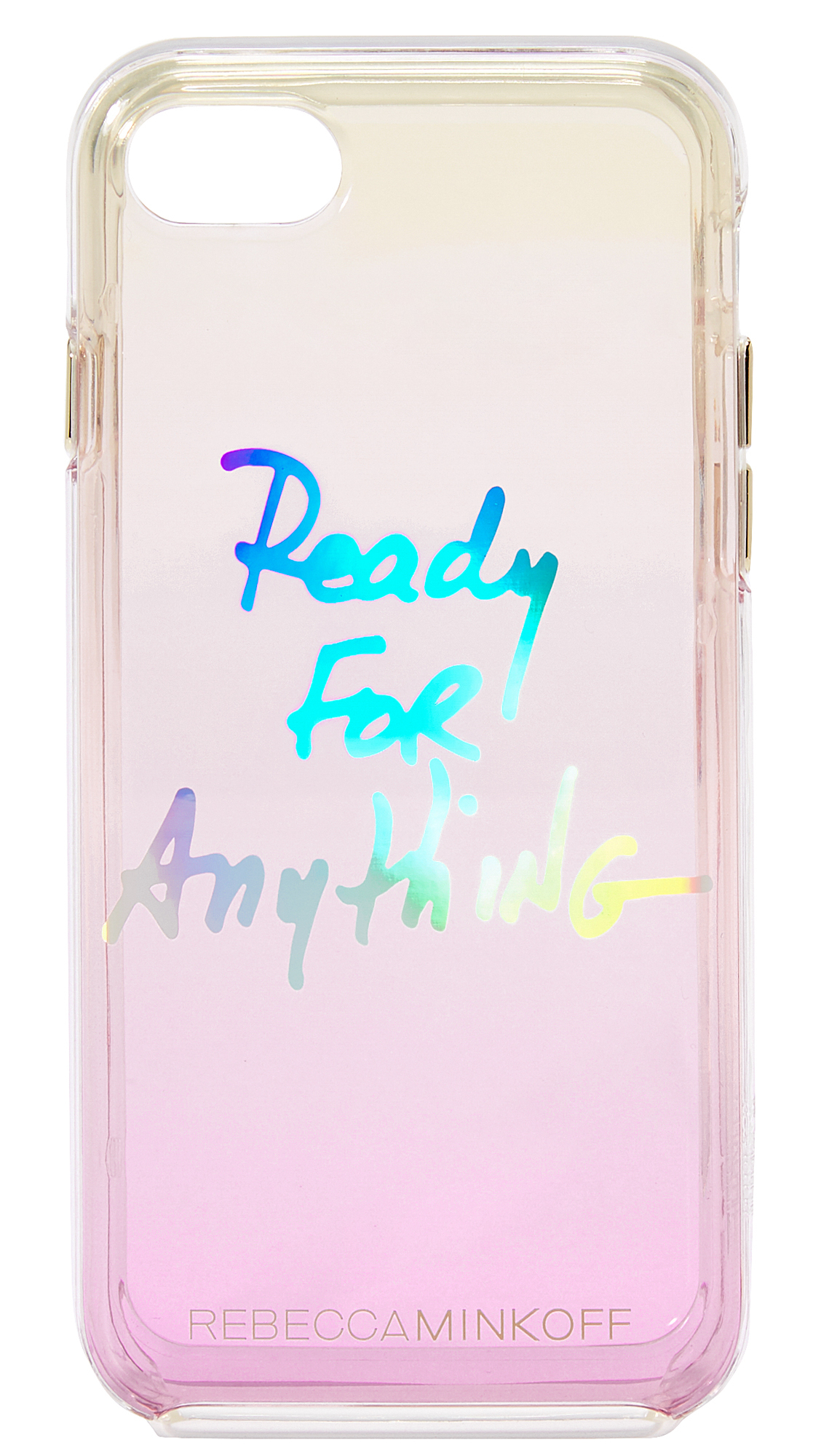 送料・関税込み!!Ready For Anything iPhone 7 iphone ケース