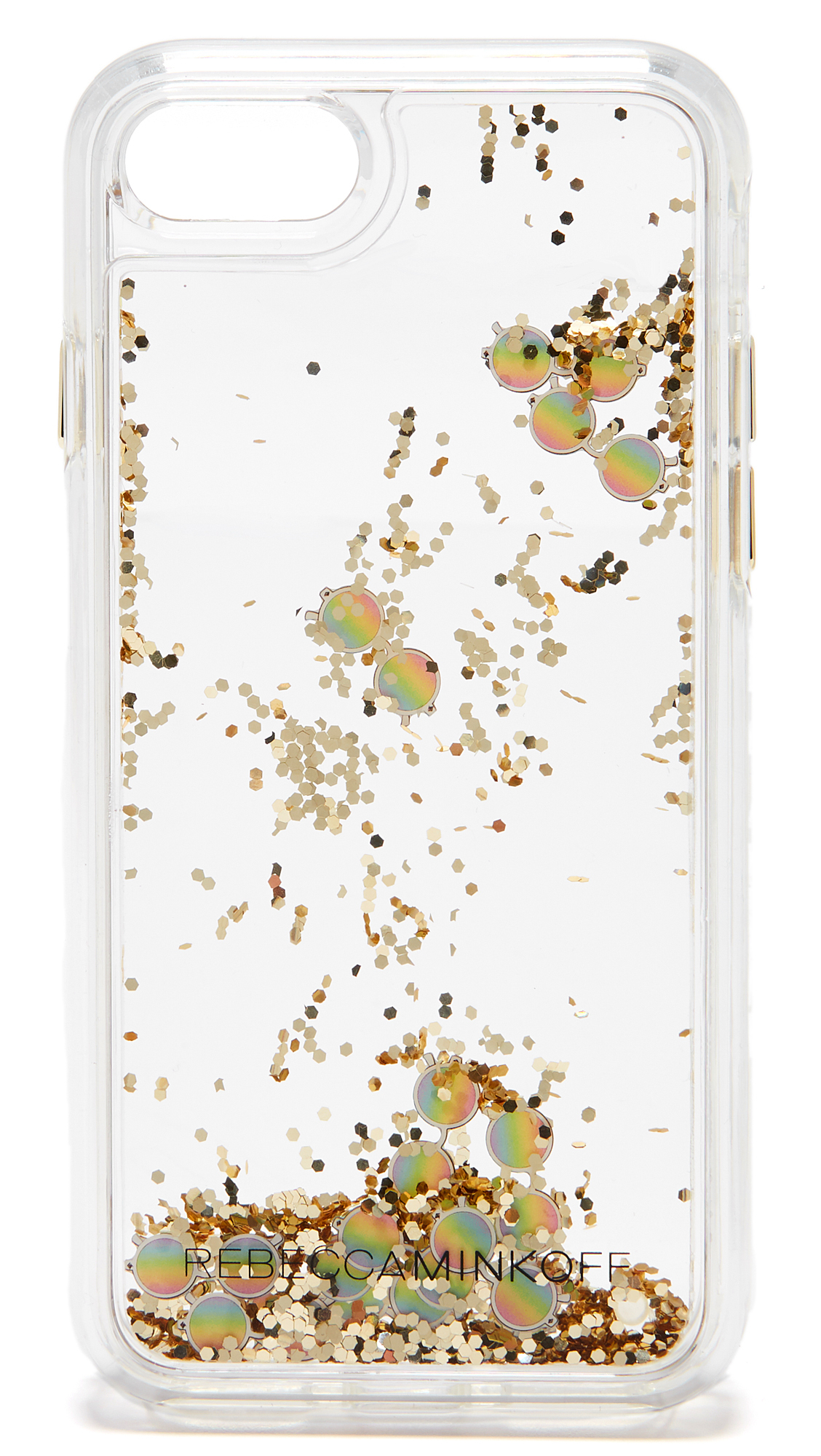 送料・関税込み!!Mini Sunnies Glitterfall iP iphone ケース