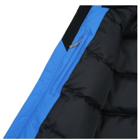 (ザノースフェイス) J SKI DOWN JACKET BLUE NJ1DI61T