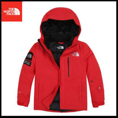 (ザノースフェイス) J SKI DOWN JACKET RED NJ1DI61S
