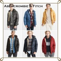 Abercrombie & Fitch(アバクロ) DOWN-FILLEDパファーコート