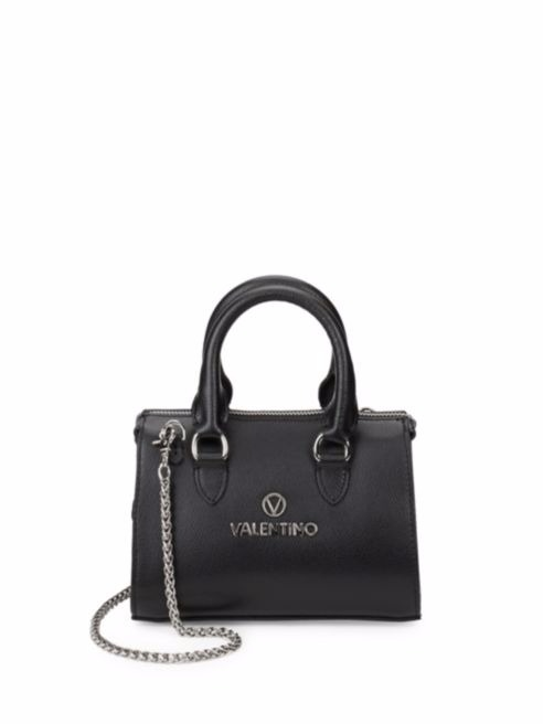 【Valentino】チェーンバッグMario Arielle Leather Top Handle