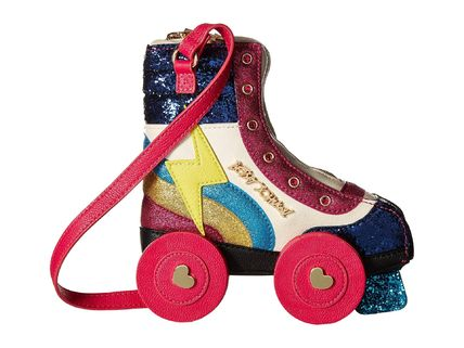 Betsey Johnson★Rollergirl Crossbody▽送料関税込