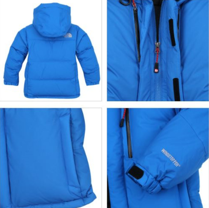 THE NORTH FACE ☆K 'S HIMALAYA DOWN PARKA 2色☆NKJ1DG60