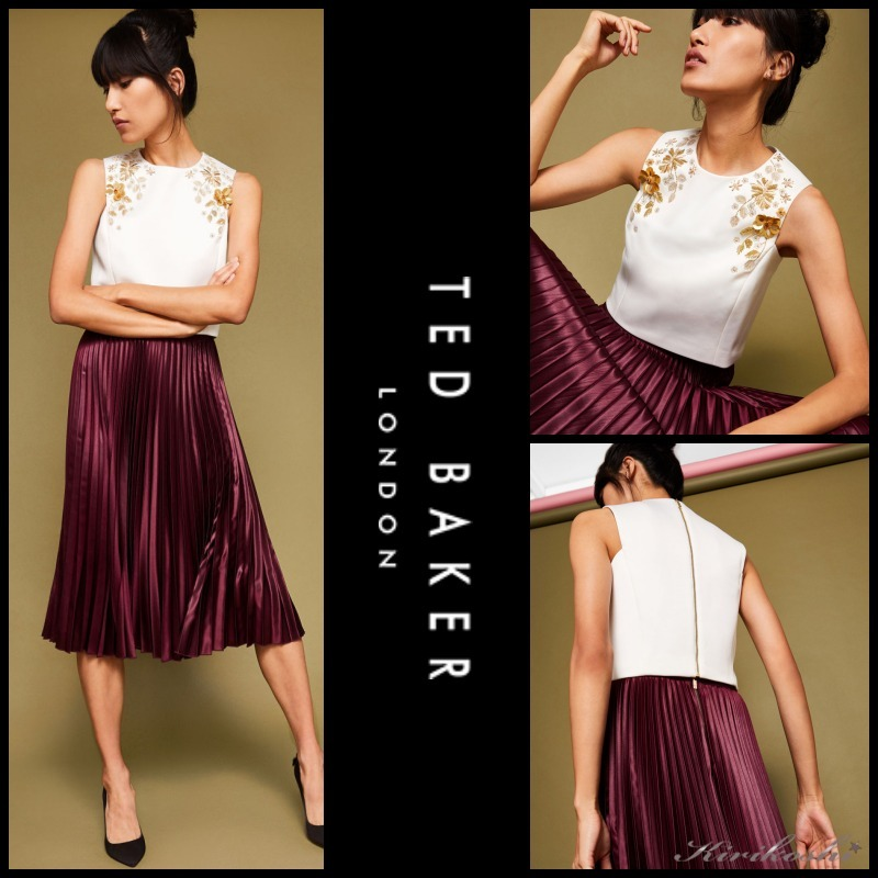 ◆TED BAKER 最新作◆YONCE◆エレガントトップス◆