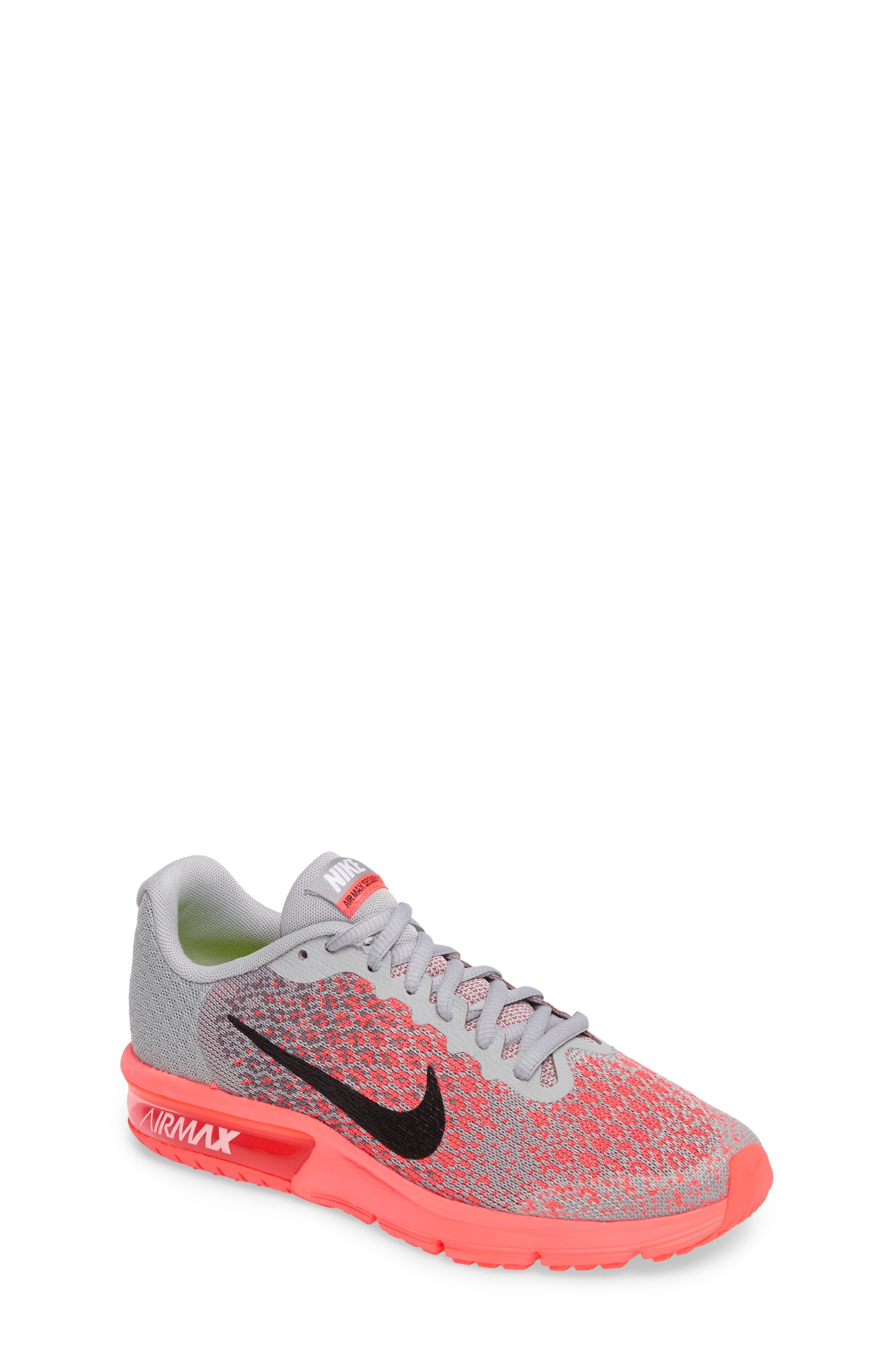 関税送料込みNike Air Max Sequent 2 Sneaker (Big Kid) 人気