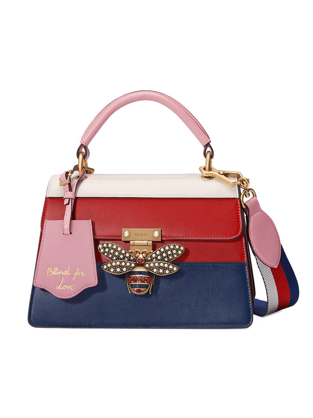 【gucci】 バッグ 新作Queen Margaret ハンドバッグ