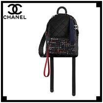 """【 CHANEL 】 17-18AW  """"ASTRONAUT ESSENTIALS"""" BACKPACK"""