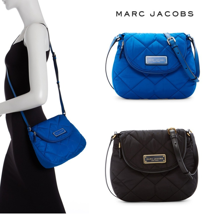 ☆MARC JACOBS☆Quilted Nylon★ミニ Messenger Bag