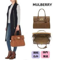 Mulberry Bayswater トートバッグ ハンドバッグ