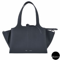 関税込CELINE SMALL TRI FOLD BAG GRAINED CALF大人トートバッグ