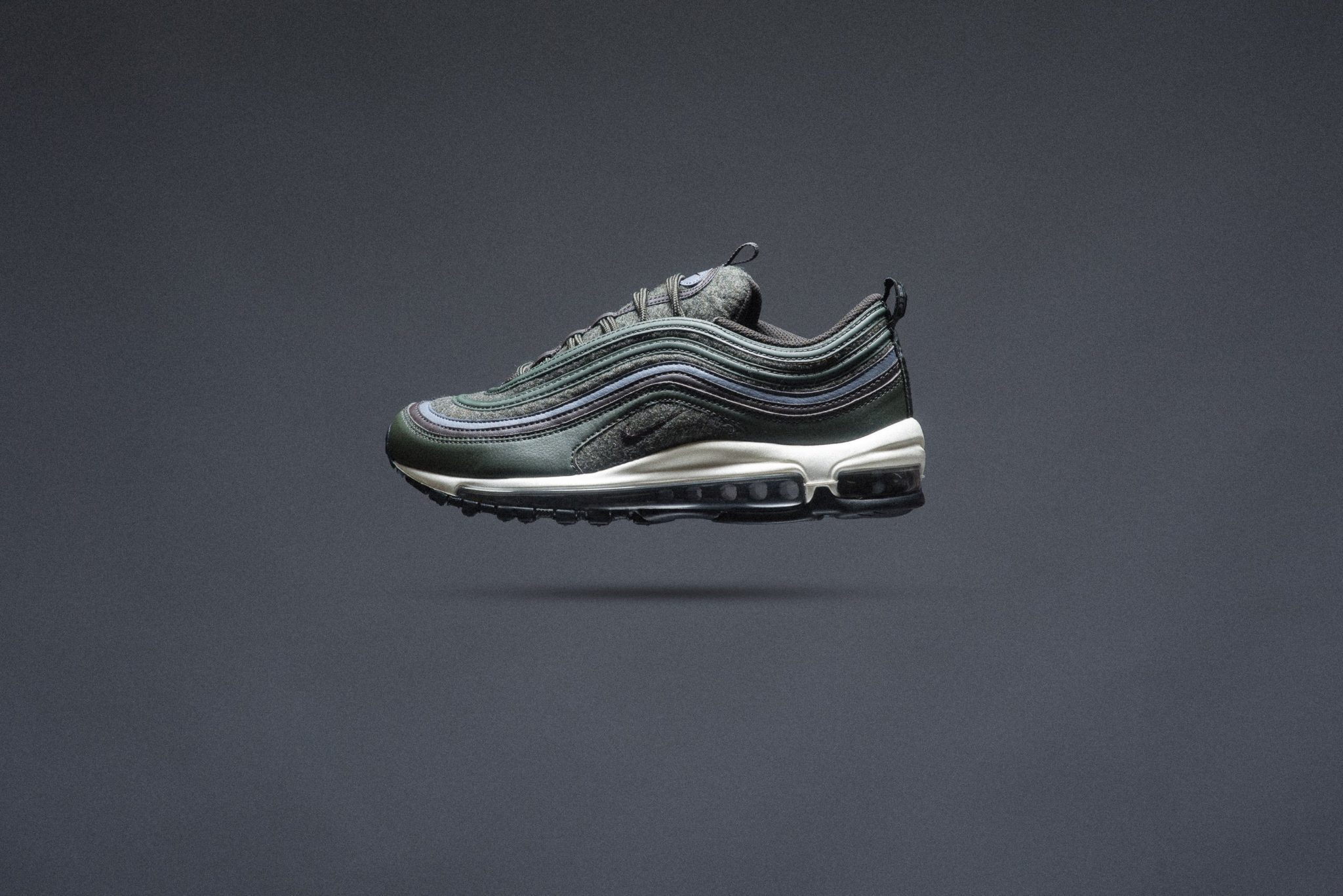 "NIKE AIR MAX 97 PREMIUM ""SEQUOIA"""