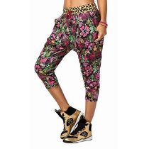 ☆ZUMBA・ズンバ☆La Pachanga Long Harem Dance Pants