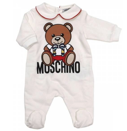 ◆VIP◆福袋◆セール◆  Moschino * TEDDY BEAR 'BABY'  2点SET