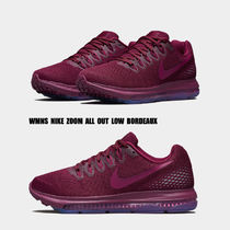 NIKE★WMNS ZOOM ALL OUT LOW★ボルドー★22.5~25cm