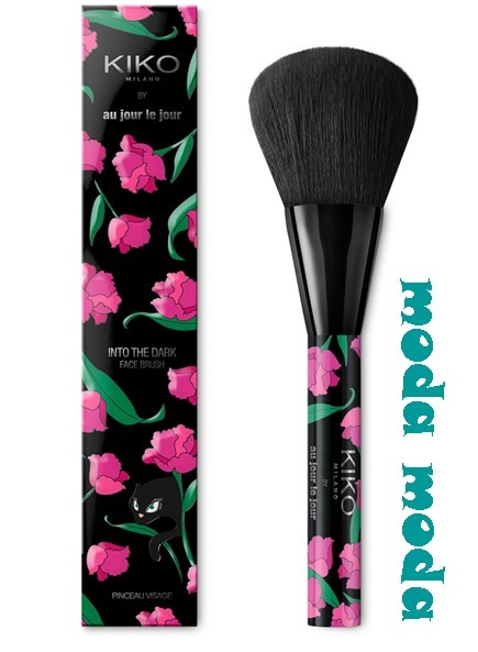 KIKO MILANO INTO THE DARK Face Brush フェイスブラシ
