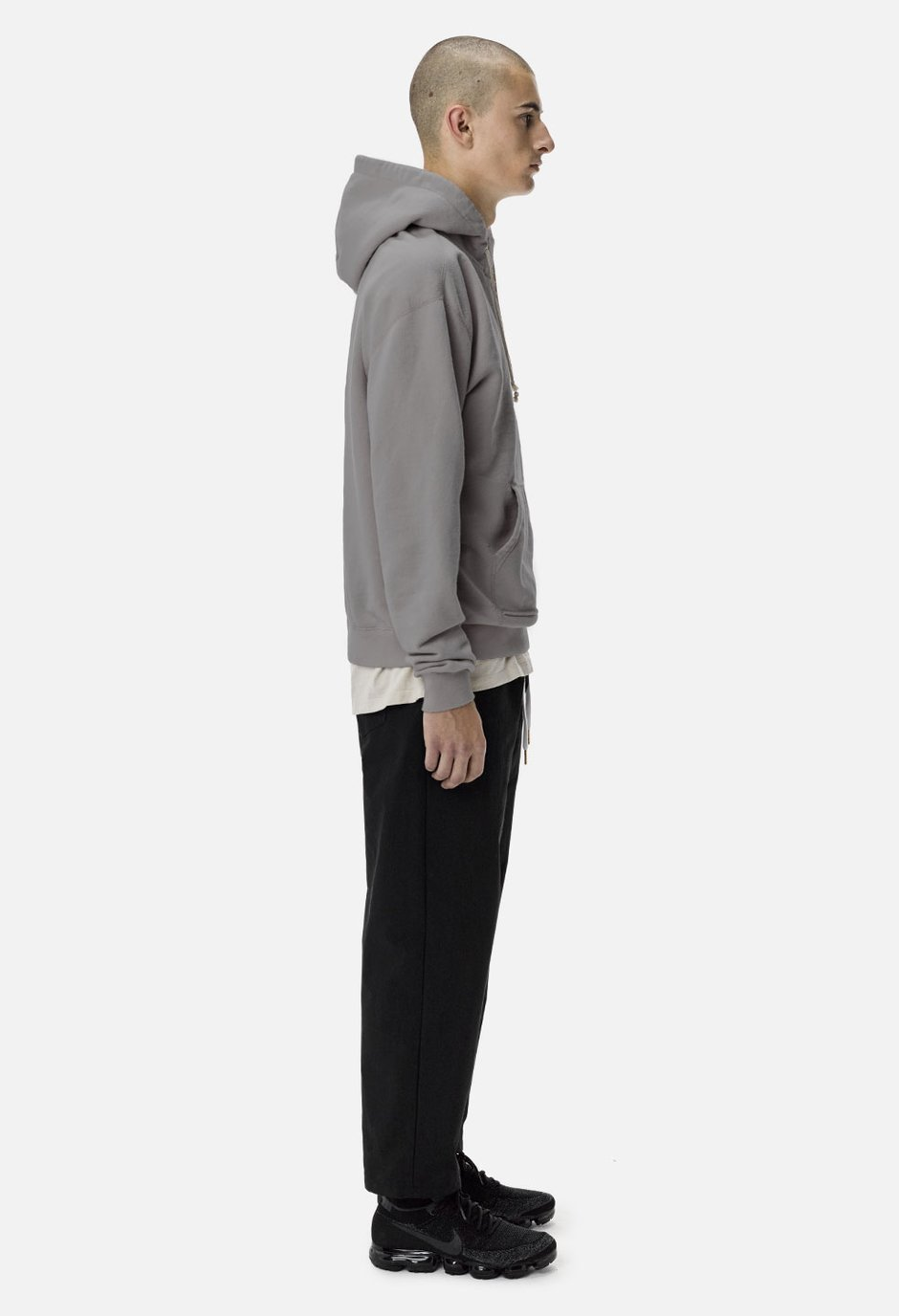 Newモデル!!JOHN ELLIOTT UNFINISHED KAKE MOCK PULLOVER