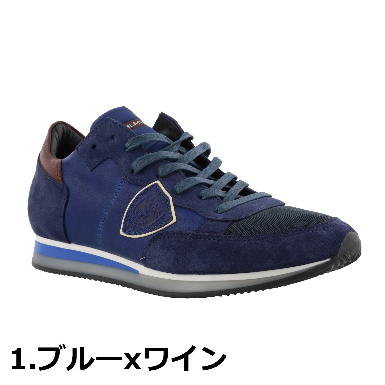 【送関込】Philippe Model★Tropez Modial Sneaker★国内発送