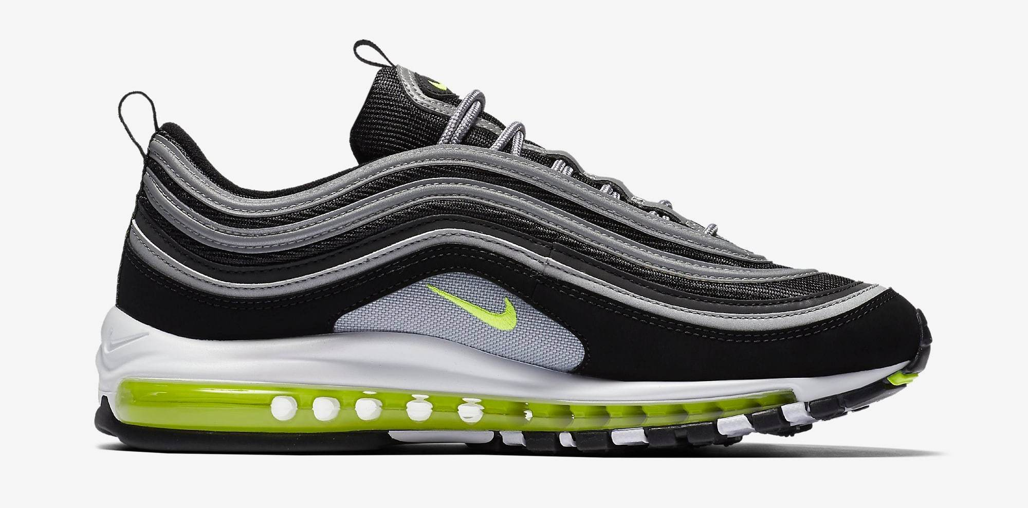 FW17 SUPREME NIKE AIR MAX 97 OG JAPAN NEON MEN'S 送料無料