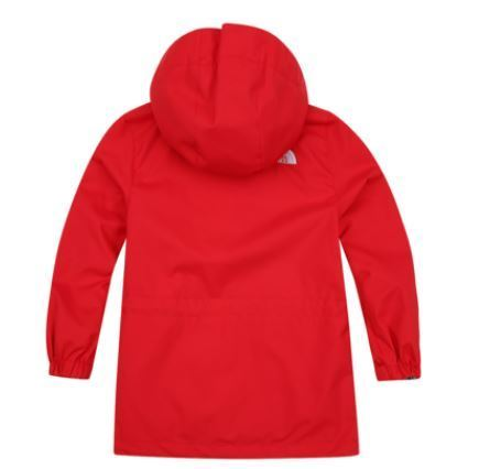 (ザノースフェイス) K'S COVERT JACKET RED NJ3ZI52T