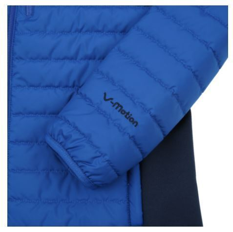 (ザノースフェイス) K'S GLEN V-MOTION JACKET BLUE NJ3NI56W