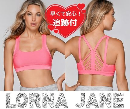 Lorna Jane フィットネストップス ★追跡有【Lorna Jane】Inspire Support Sports Bra★