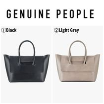 【GENUINE PEOPLE】●日本未入荷●Soft Leather Flap Bag