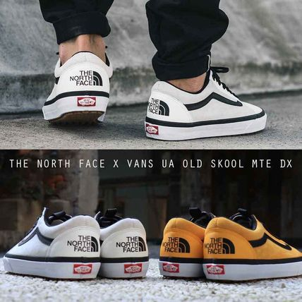 THE NORTH FACE X VANS UA OLD SKOOL MTE DX 待望コラボ