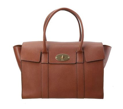 Mulberry ハンドバッグ 【関税負担】 MULBERRY BAYSWATER BAG