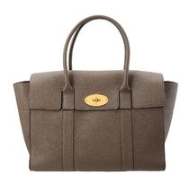 【関税負担】 MULBERRY BAYSWATER BAG CLAY