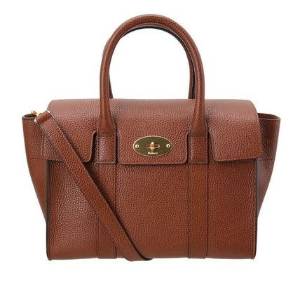 Mulberry ハンドバッグ 【関税負担】 MULBERRY BAYSWATER SMALL BAG