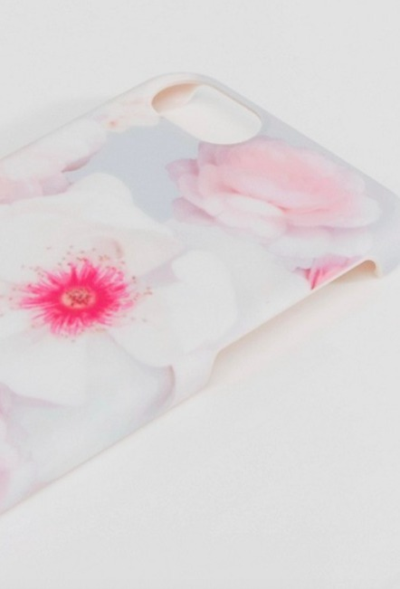 Ted Baker iPhone Clip Case in Floral Print♪