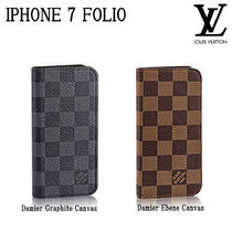 Louis Vuitton★PHONE 7 FOLIO★2色