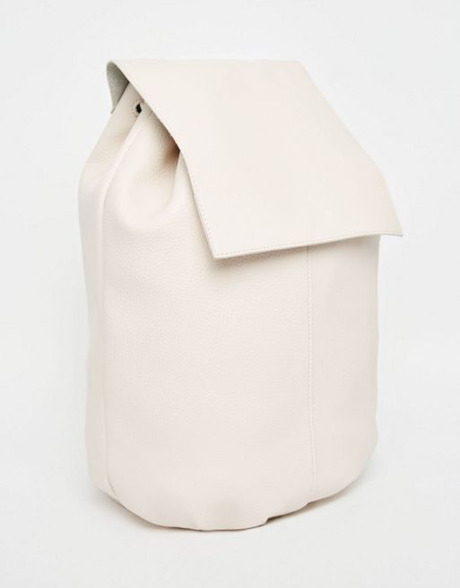 ASOS Soft Unlined Backpack バック