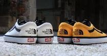 North Face x Vans Old Skool MTE EMS郵便局対応