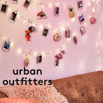 ☆Urban Outfitters フォトクリップ*ストリングライト☆送関込