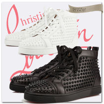 ''Christian Louboutin''LOUIS SPIKE スニーカー