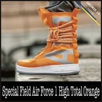 ★【NIKE】追跡発 Special Field Air Force 1 High Total Orange