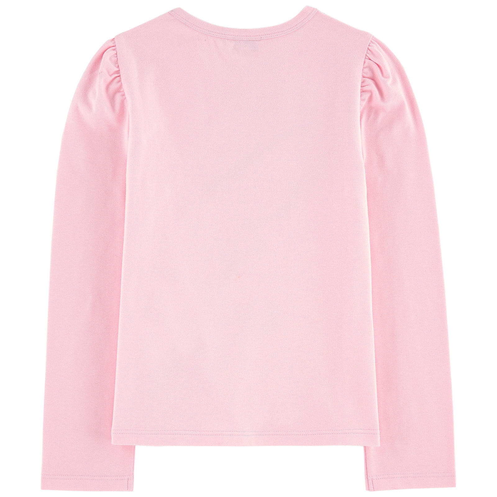 KENZO★2017AW★ロゴ入長袖Tシャツ★ライトピンク★3~6Y