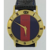 【GUCCI】グッチ レディース腕時計 GOLD PLATED 29mm