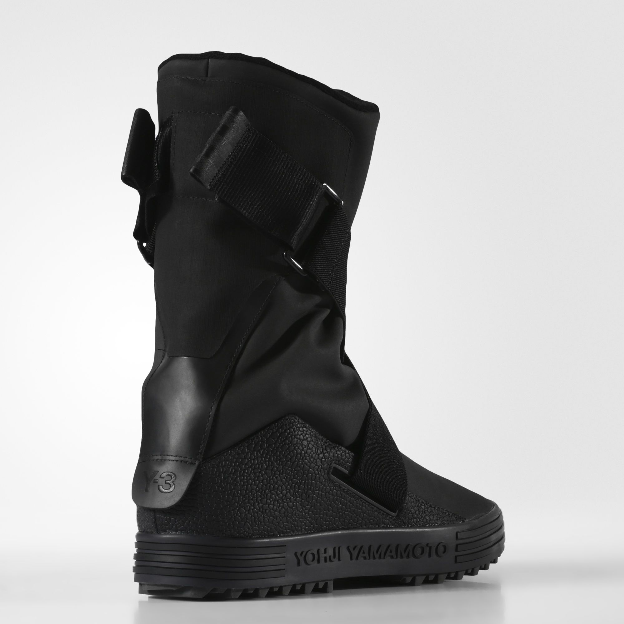 直営アウトレット【Y-3】SNO FOXING STRAP/ BB4683 BLACK