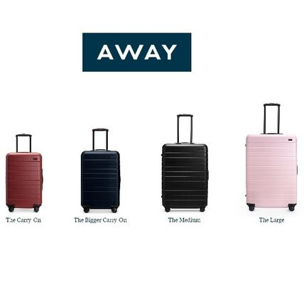 AWAY スーツケース 速達発送★AWAY★USB電源付き機内持込みスーツケース38L12色あり(2)