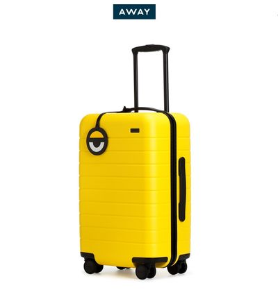 AWAY スーツケース 速達発送★AWAY★USB電源付き機内持込みスーツケース38L12色あり(17)