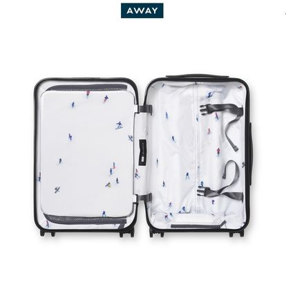 AWAY スーツケース 速達発送★AWAY★USB電源付き機内持込みスーツケース38L12色あり(19)